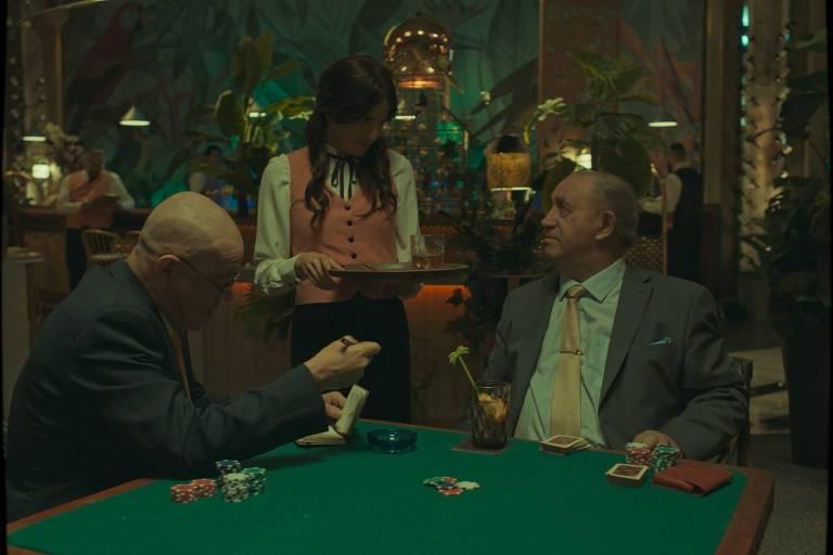 Imagens da série