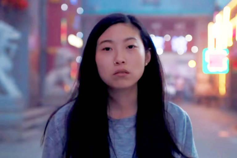 Cenas do filme A Despedida, de Lulu Wang