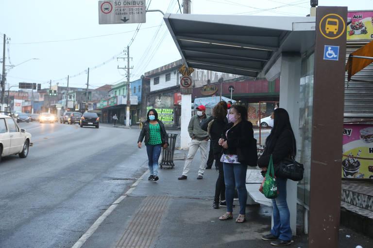 Grajaú é o distrito de SP com mais movimentação de pessoas na quarentena