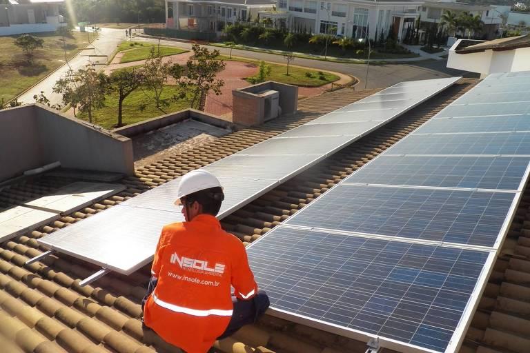 A Insole, fintech que financia soluções em energia solar, vai selecionar uma empresa para ter sua conta de luz paga até o final do ano