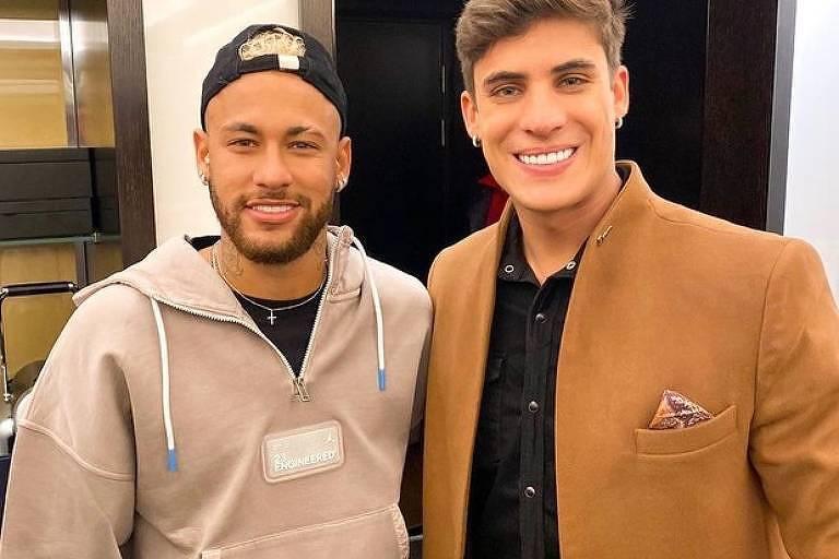 F5 - Celebridades - Neymar ofende padrasto e amigo do jogador sugere:  'Vamos matar e enfiar cabo de vassoura' - 05/06/2020