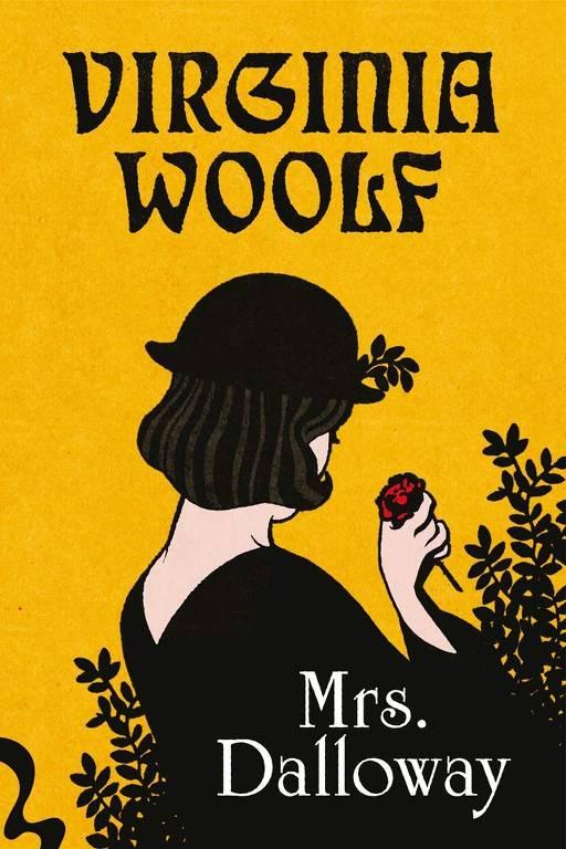 Ilustrações da nova versão de 'Mrs. Dalloway'