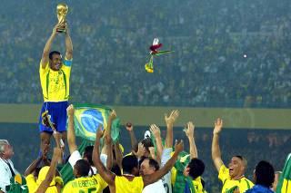 Brasil - Copa do Mundo - 2002