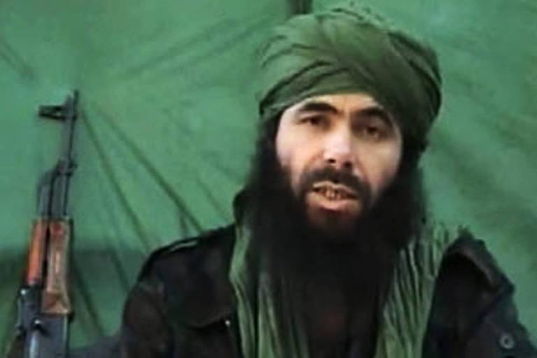 Abdelmalek Droukdel, chefe da Al Qaeda no Magreb