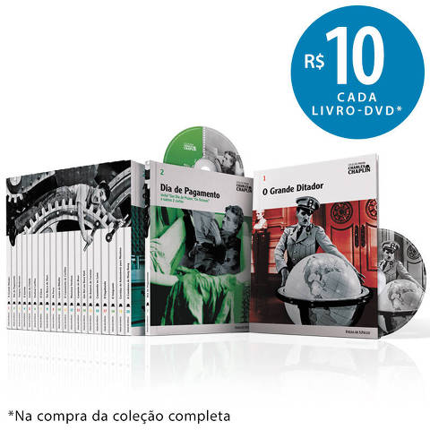 Coleções Folha Chaplin
