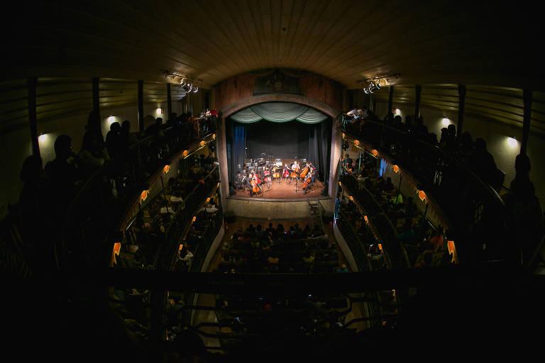 Veja fotos da Casa da Ópera de Ouro Preto