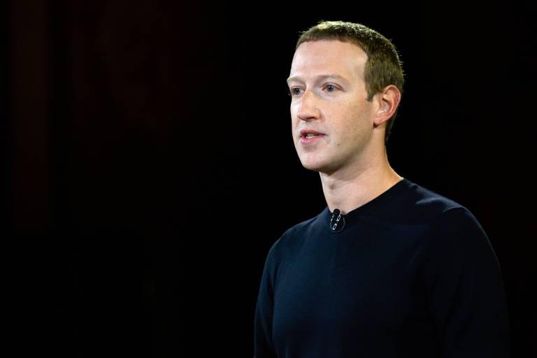 Mark Zuckerberg dá palestra na Universidade Georgetown sobre liberdade de expressão