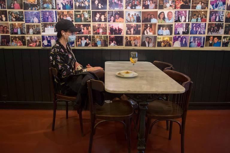 Diário de confinamento: 'A cultura de bar na Espanha é expressiva'
