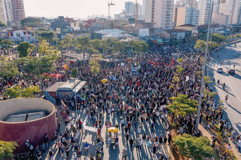 Protesto em São Paulo revela trunfos e limitações