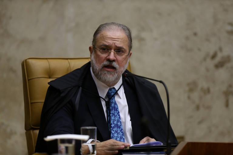 Augusto Aras, procurador-geral da República