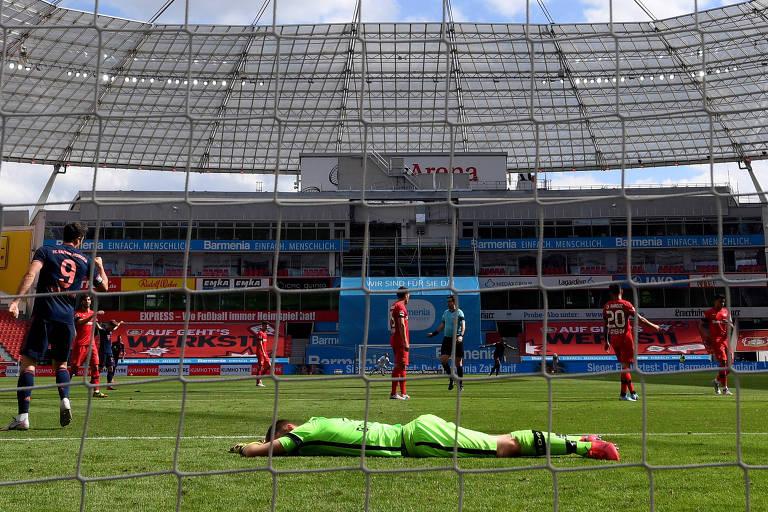 Bayern venceu o Leverkusen na última rodada, por 4 a 2