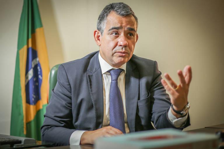 Eduardo Brandão, presidente da Ajufe (Associação dos Juízes Federais do Brasil)