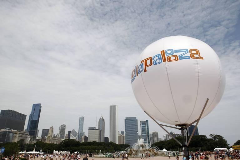 Lollapalooza dos EUA é oficialmente cancelado devido à pandemia do novo coronavírus