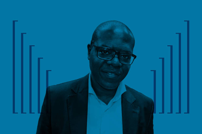 """O filósofo e jurista Silvio Almeida, autor de """"Racismo Estrutura"""", entre outros livros, e professor convidado da Universidade Duke (EUA)"""