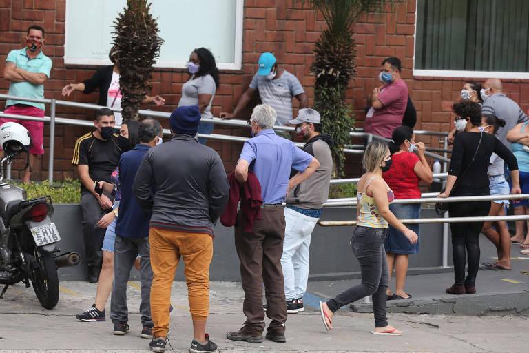 Sapopemba com 245 mortes encostou na Brasilândia em número absoluto de óbitos por Covid-19 em São Paulo