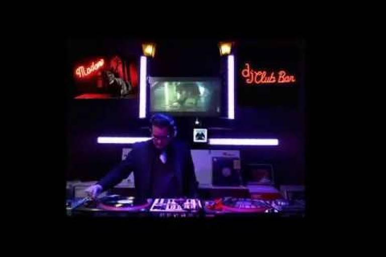 Live do DJ Clarck no Madame
