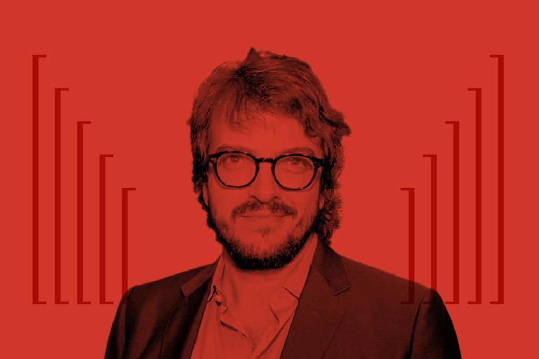O produtor de cinema e televisão Rodrigo Teixeira