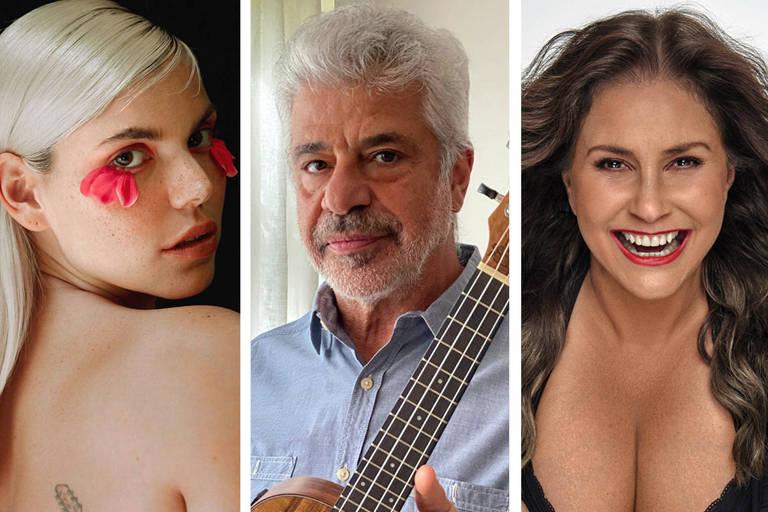 De Lulu Santos a Duda Beat: Artistas celebram Dia dos Namorados com lives