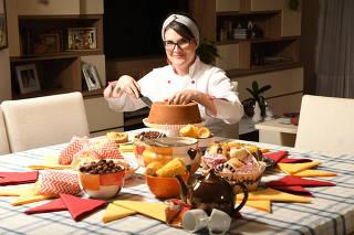 Comidas típicas juninas - Capa Show (domingo)