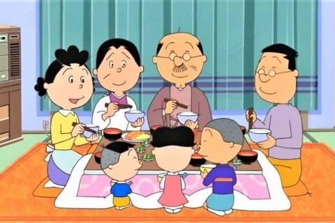 Sazae-san, anime mais longevo da televisão
