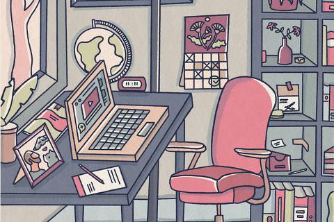 Veja dicas como manter o foco trabalhando em casa