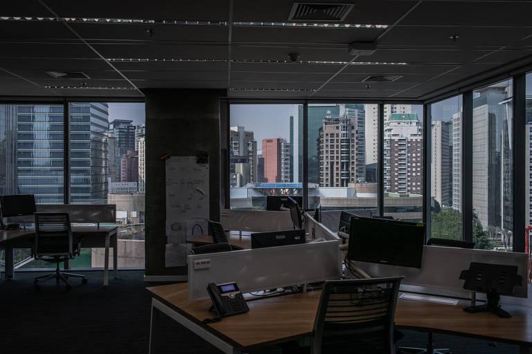 Mundo pós-coronavírus terá menos gente nos escritórios
