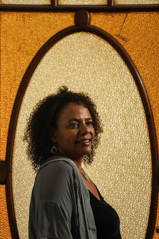 A professora e pesquisadora Márcia Lima