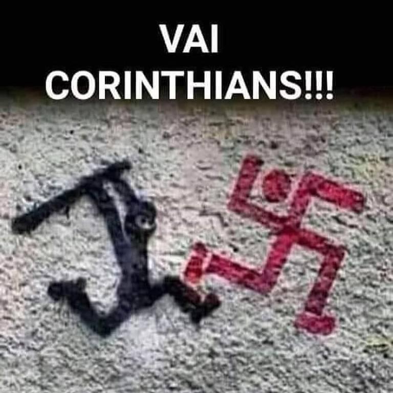 O padre Julio Lancellotti publica no Instagram imagem da luta contra o Fascismo