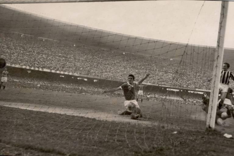 Palmeiras enfrenta a Juventus na final da Copa Rio de 1951, no Maracanã