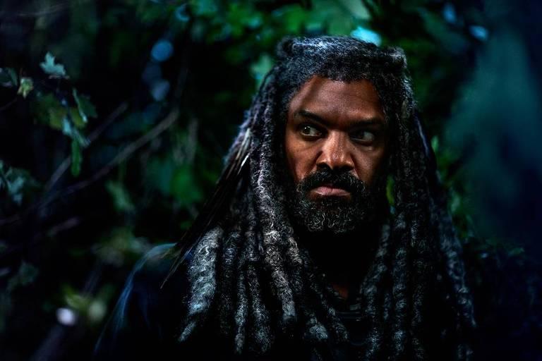 Khary Payton como King Ezekiel em 'The Walking Dead'