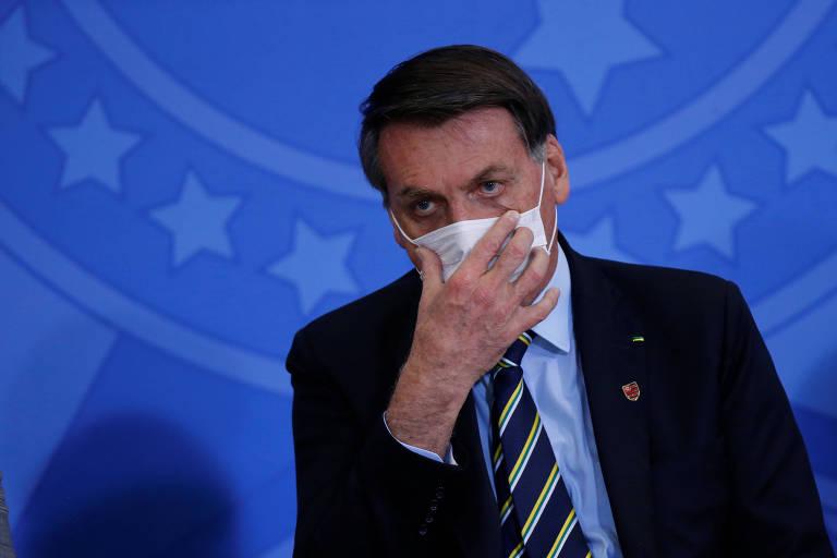Sinal de trégua de Bolsonaro é recebido com frieza por membros do Supremo
