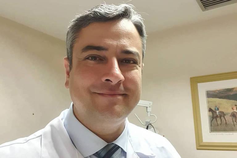 Hélio Angotti Neto, que assume a Secretaria da Ciência, Tecnologia, Inovação e Insumos Estratégicos do Ministério da Saúde