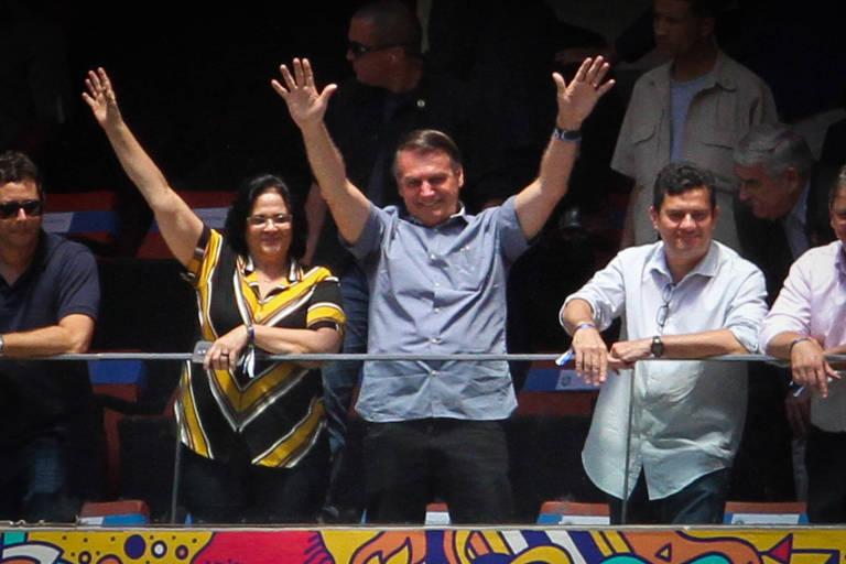 Bolsonaro e o futebol
