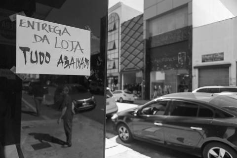 522 mil empresas fecharam as portas por pandemia, diz IBGE
