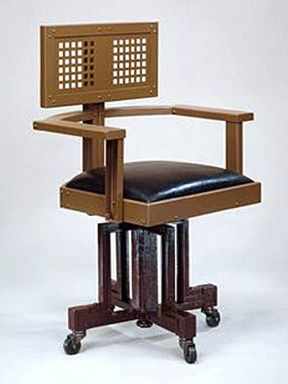 Cadeiras de escritório que entraram para história
