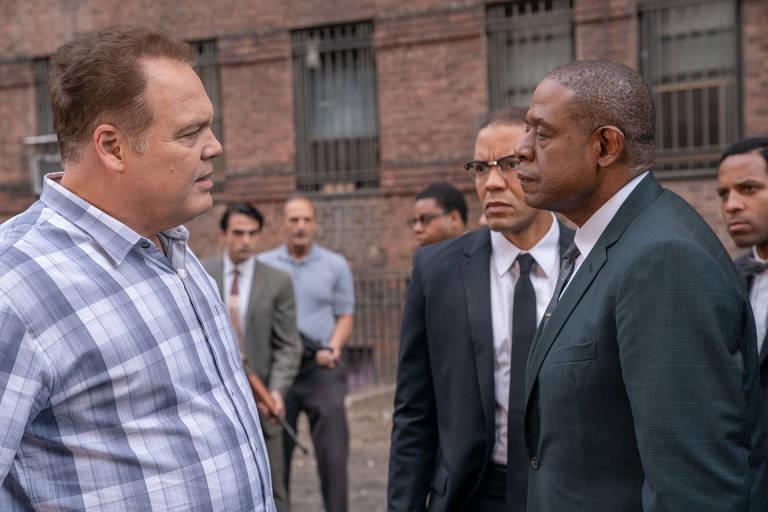Imagens da série Godfather of Harlem
