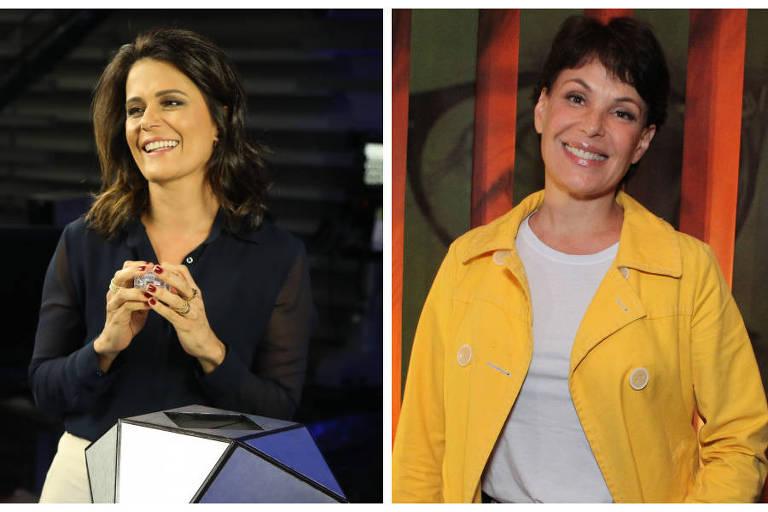 Adriana Araújo deixa Record; Carolina Ferraz é nova contratada