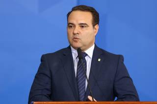Novo ministro da Secretaria-Geral da Presidência, Jorge Antônio de Oliveira