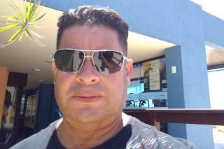O técnico de som João Batista Silva ficou muito mal da Covid