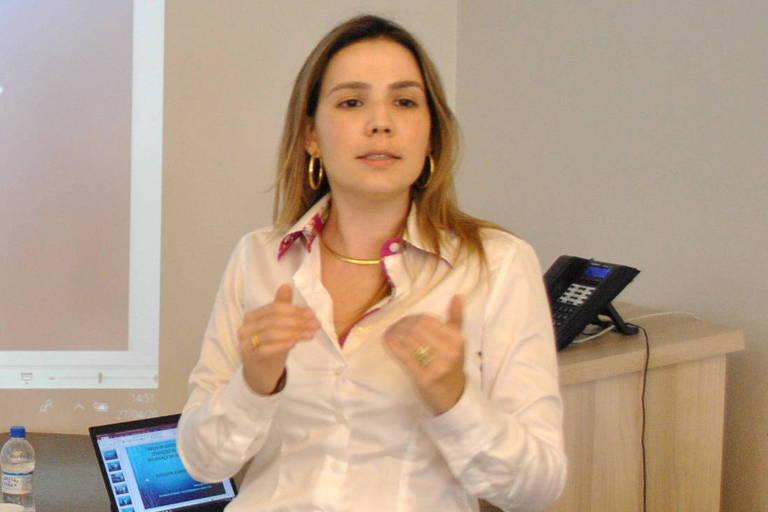 Procuradora Priscila Dibi, do projeto de adequação dos frigoríficos