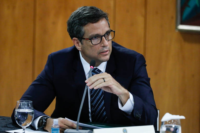 Presidente do Banco Central, Roberto Campos Neto