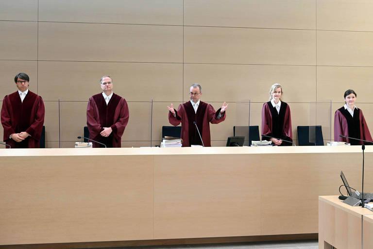 Tribunal Federal de Justiça na Alemanha; autoridades confirmaram decisão do principal órgão de defesa da competição do país