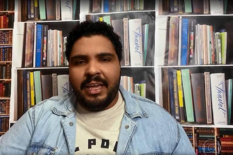 PaulO Vieira no Conversa com Bial