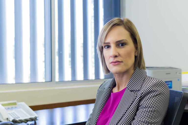 Diretora-presidente da ANA (Agência Nacional de Águas), Christianne Dias
