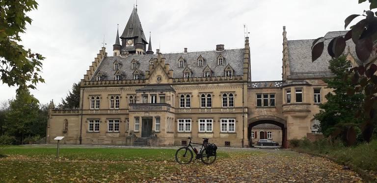 Guilherme Spinelli pedalou 1.200 km em viagem de bicicleta pela Alemanha