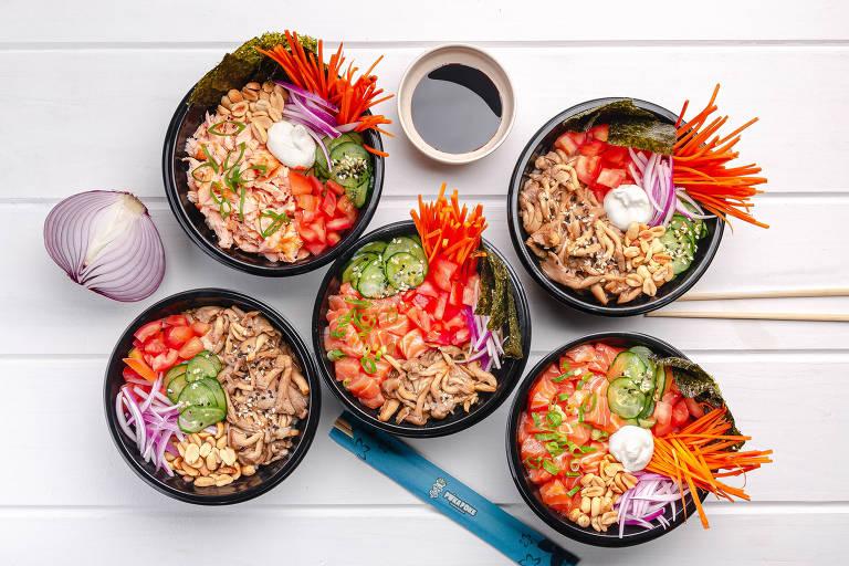 Cloud Foods lança praça de alimentação virtual em aplicativos de entrega de comida