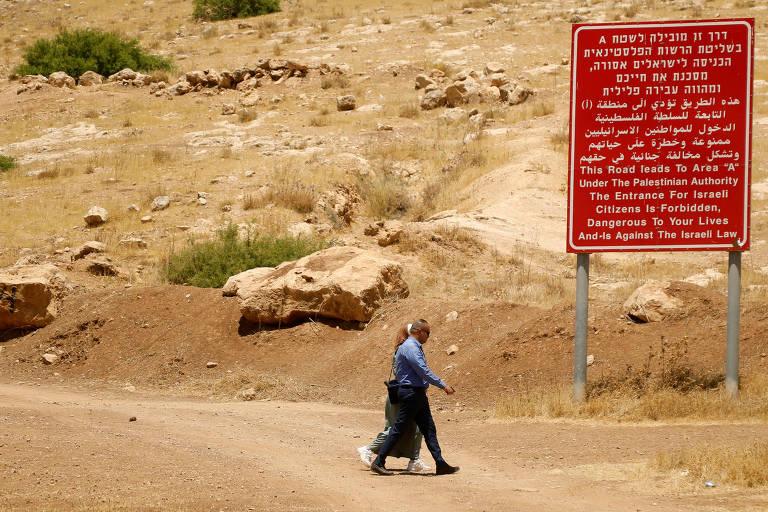 Secretário-geral da ONU e Liga Árabe pedem que Israel abandone plano de anexar partes da Cisjordânia