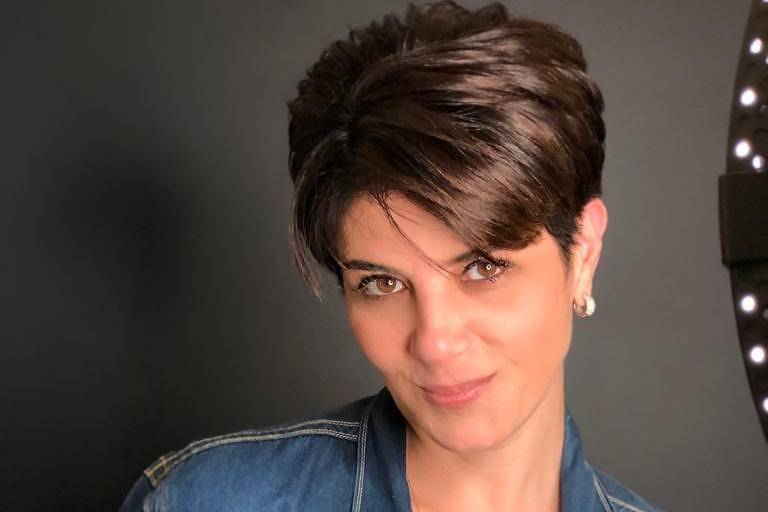 a jornalista Mariana Godoy