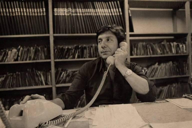 O jornalista Eduardo da Silva (1940-2020)