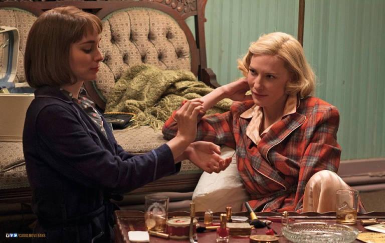 """Cena do filme """"Carol"""""""